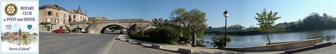 Rotary de Pont sur Yonne